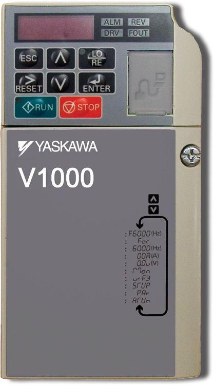 فروش اینورتر V1000 یاسکاوا